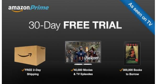Get 100 Off A 30 Day Amazon Prime Membership Online Discount Code Coupon Save72 Com